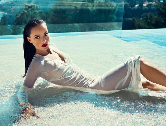 Olivia Wilde White Dress Designer
