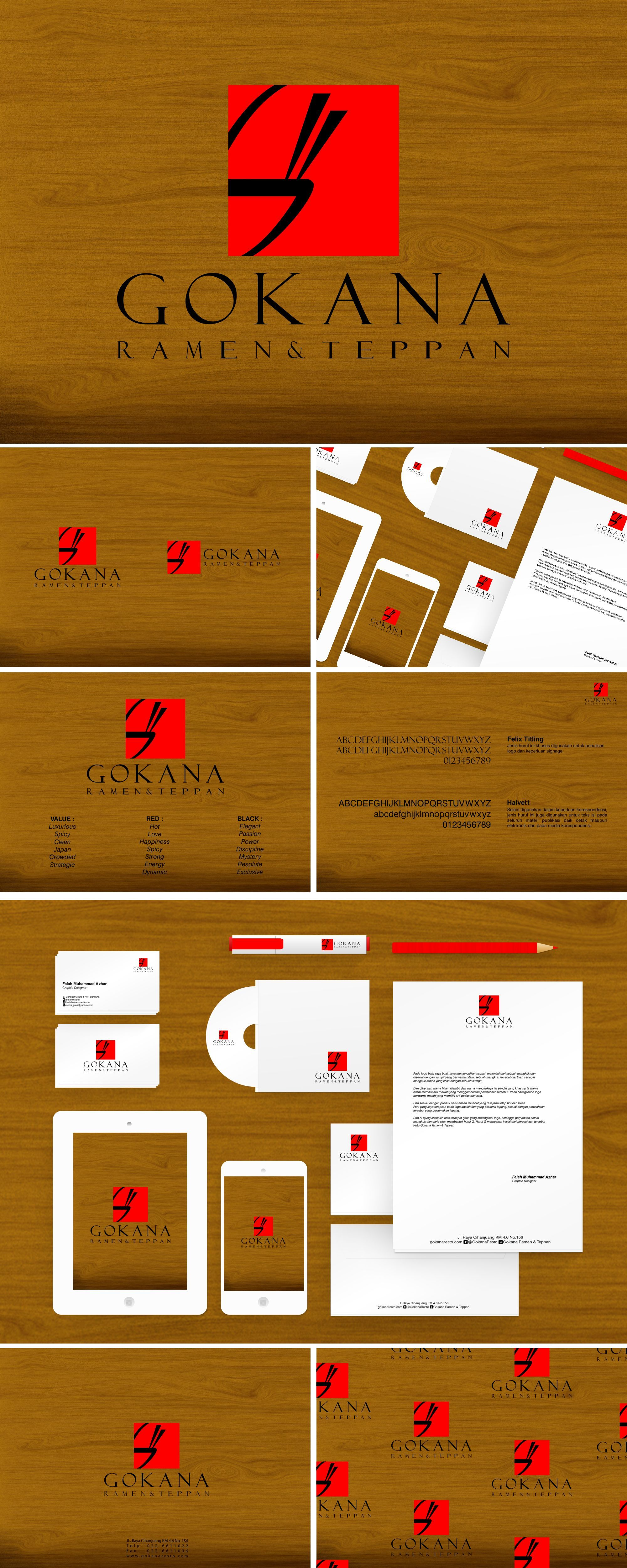 Re-Branding Gokana Ramen & Teppan...