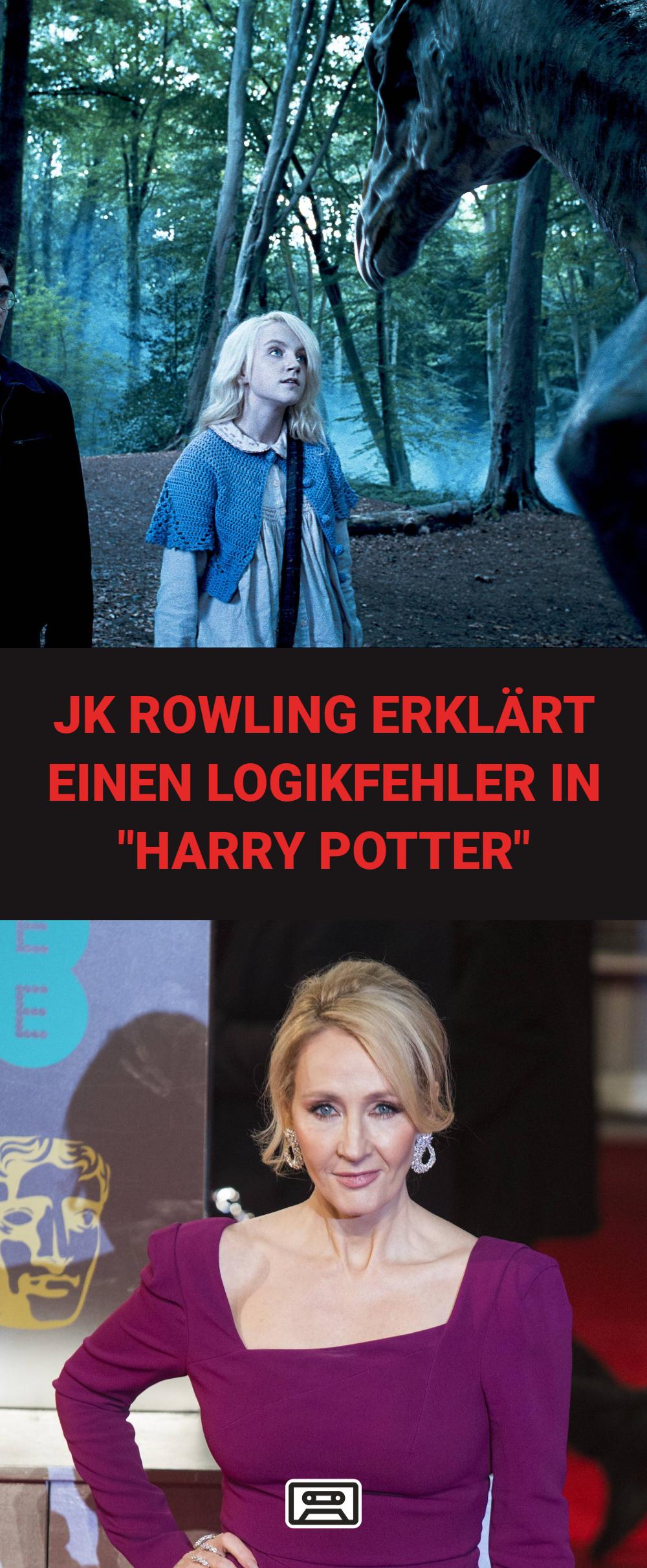 Ob In Den Buchern Oder In Den Filmen Die Details Bei Harry Potter Sorgten Fur Verwirrung Nun Klart Autorin Jk Rowling Darsteller Lord Voldemort Filmfehler