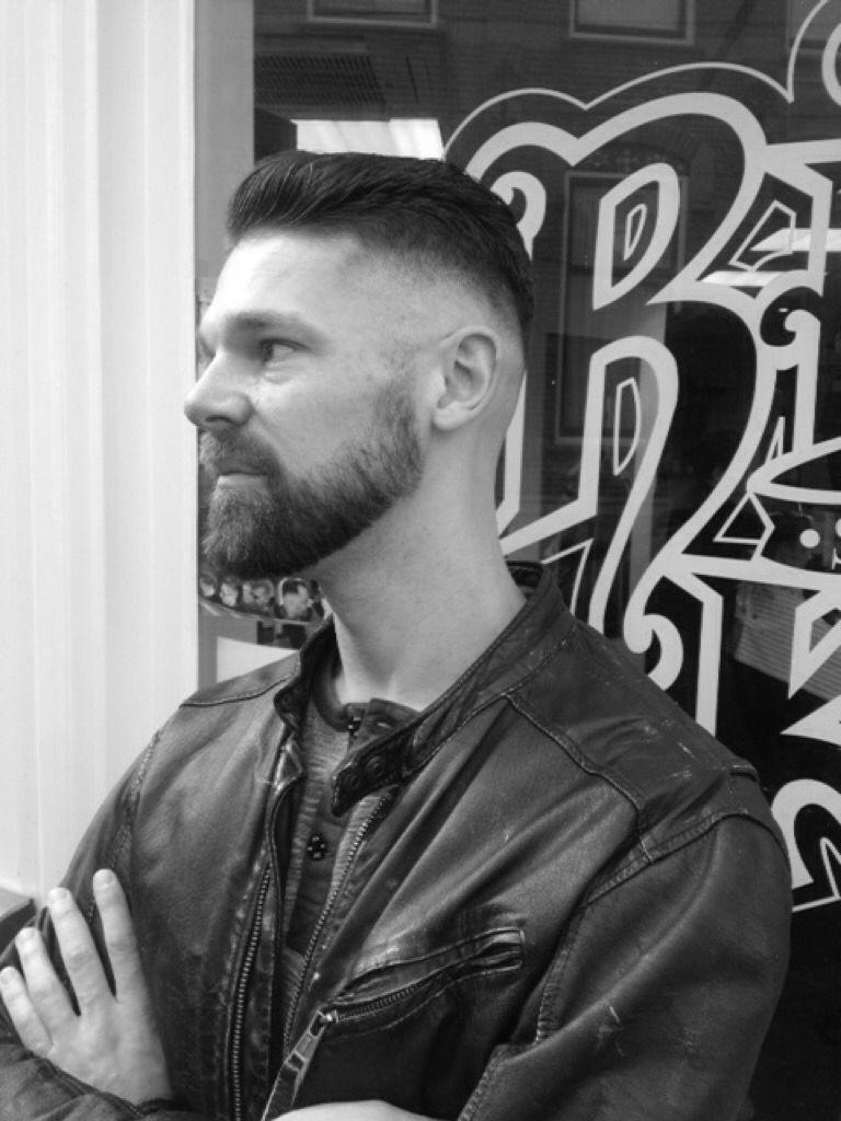 Razorfade haarstyle pinterest barbershop