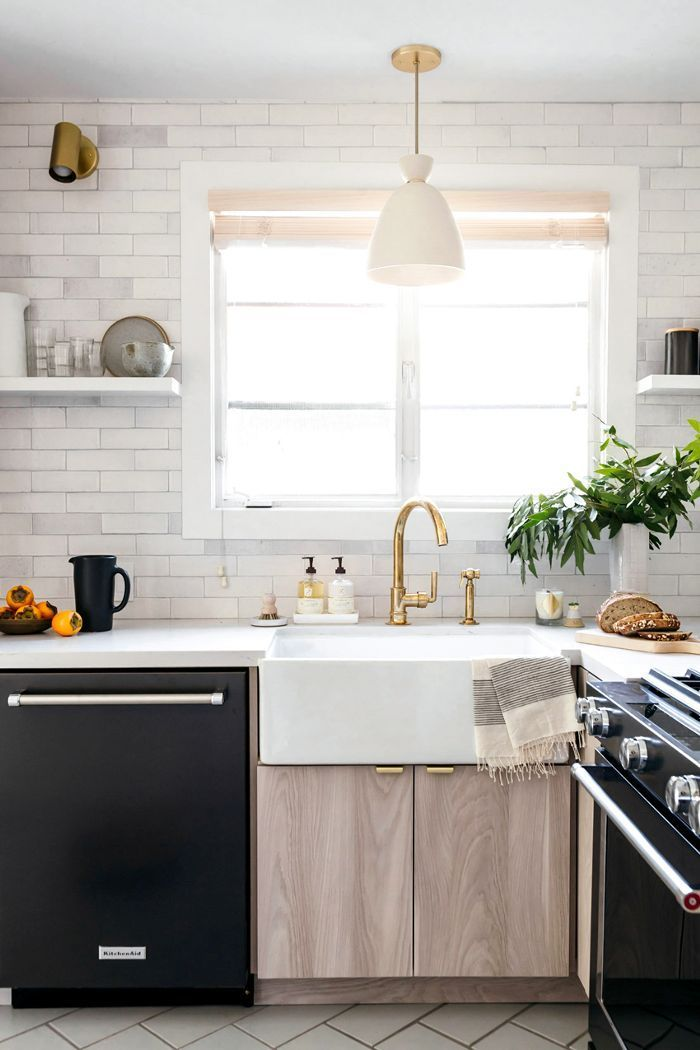 Captivating A Designer Shows Us How To Give A Dated Kitchen A Drool Worthy Makeover |  Kitchens, Modern Kitchen Designs And Kitchen Design