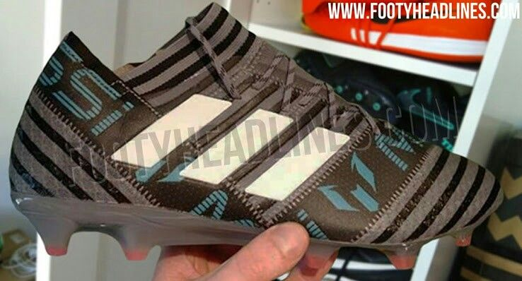 check out e0d0b 5b04d Outstanding adidas Nemeziz Messi 2018  Cold Blooded  boots leaked