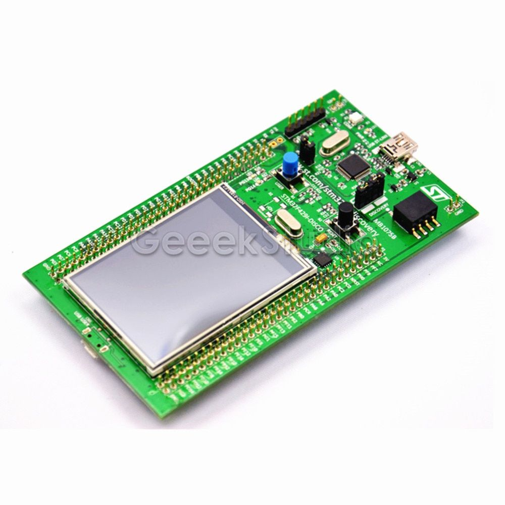 STM32F429I-DISCO Embeded ST-LINK/V2 STM32 TFT Touch Screen