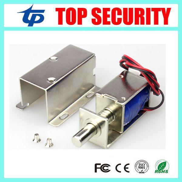 Good Quality Electric Cabinet Lock Fail Security Door Lock 12v Min Electronic Access Control Lock Bolt Lock Door Lock Security Electronic Lock