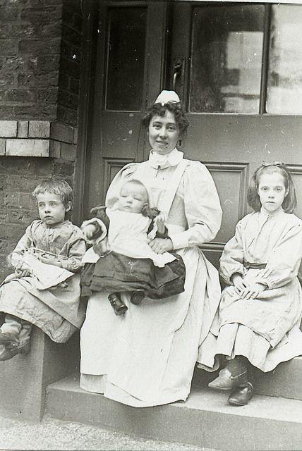 Photos of Nurses - This Victorian Life