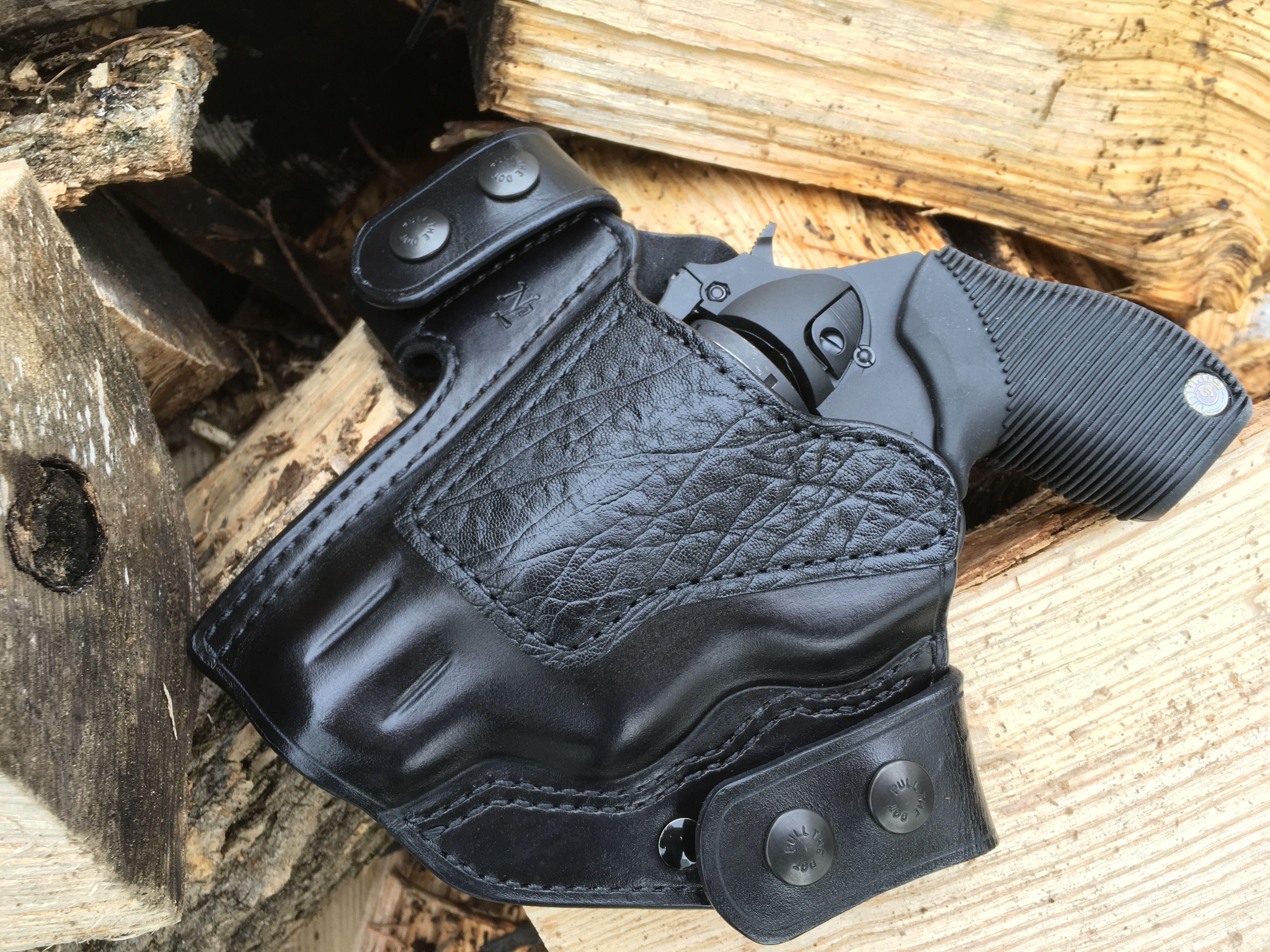 """Side Clip Holster Taurus JUDGE 4/"""" barrel Revolver USA"""