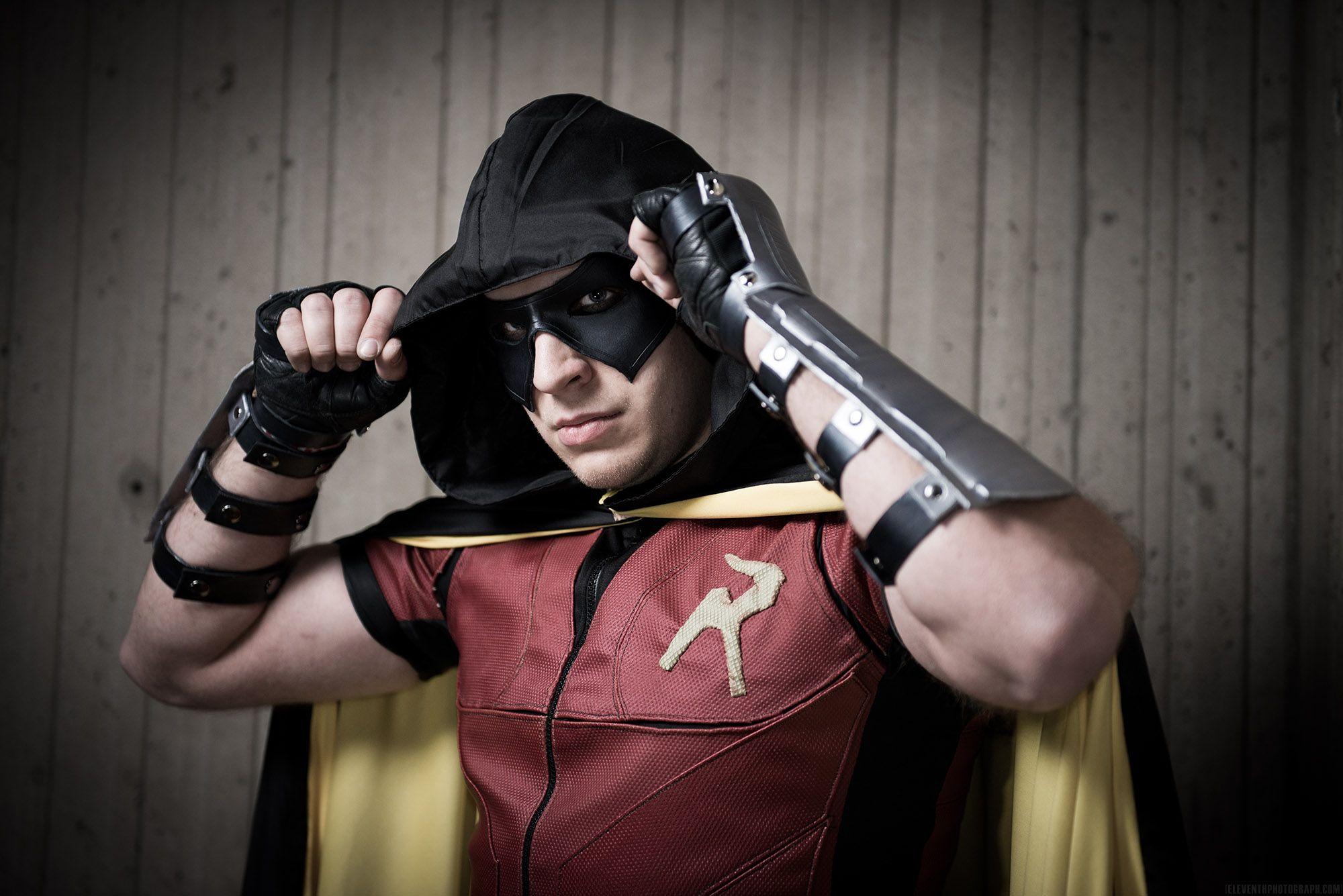 Arkham City Robin cosplay | Cosplay | Pinterest | Robin ...