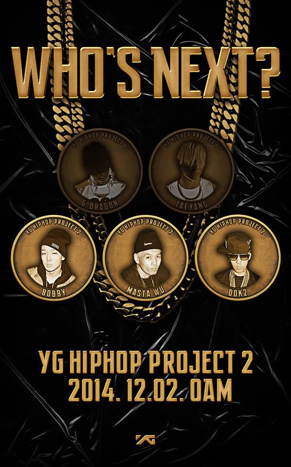 YG嘻哈企劃3成員:Dok2