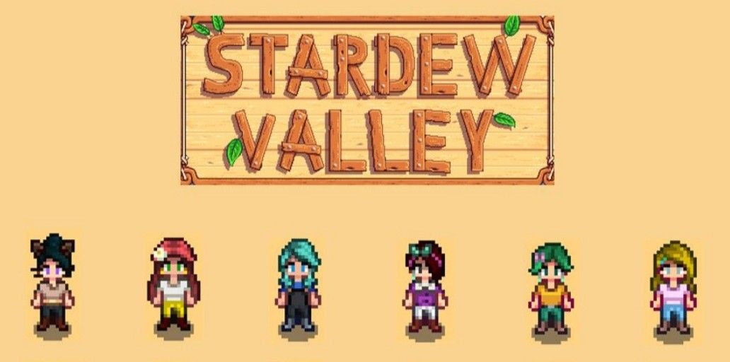 11+ Stardew characters ideas