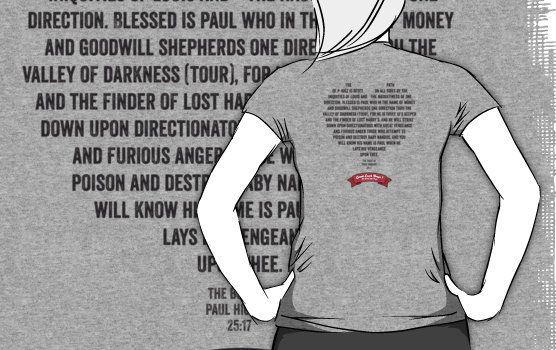 One Direction - The Book of Paul Higgins