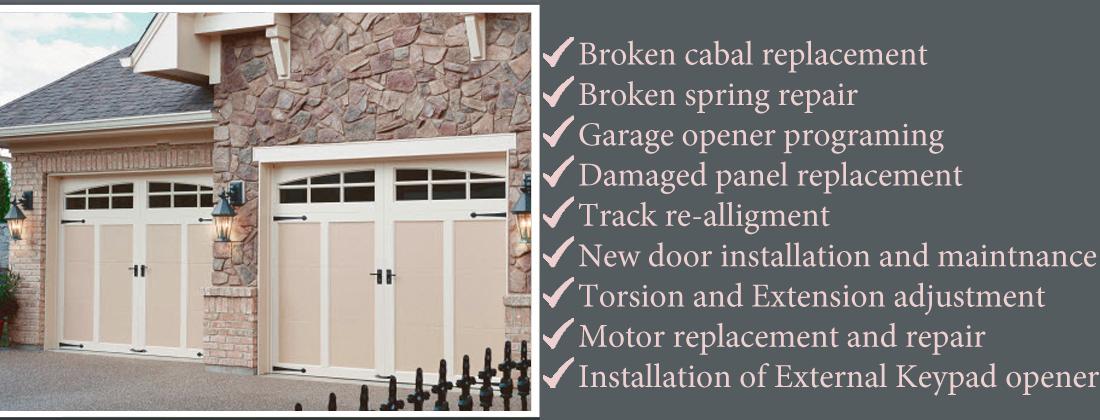 El Mirage Garage Door Repair And Service Provides Expert Level