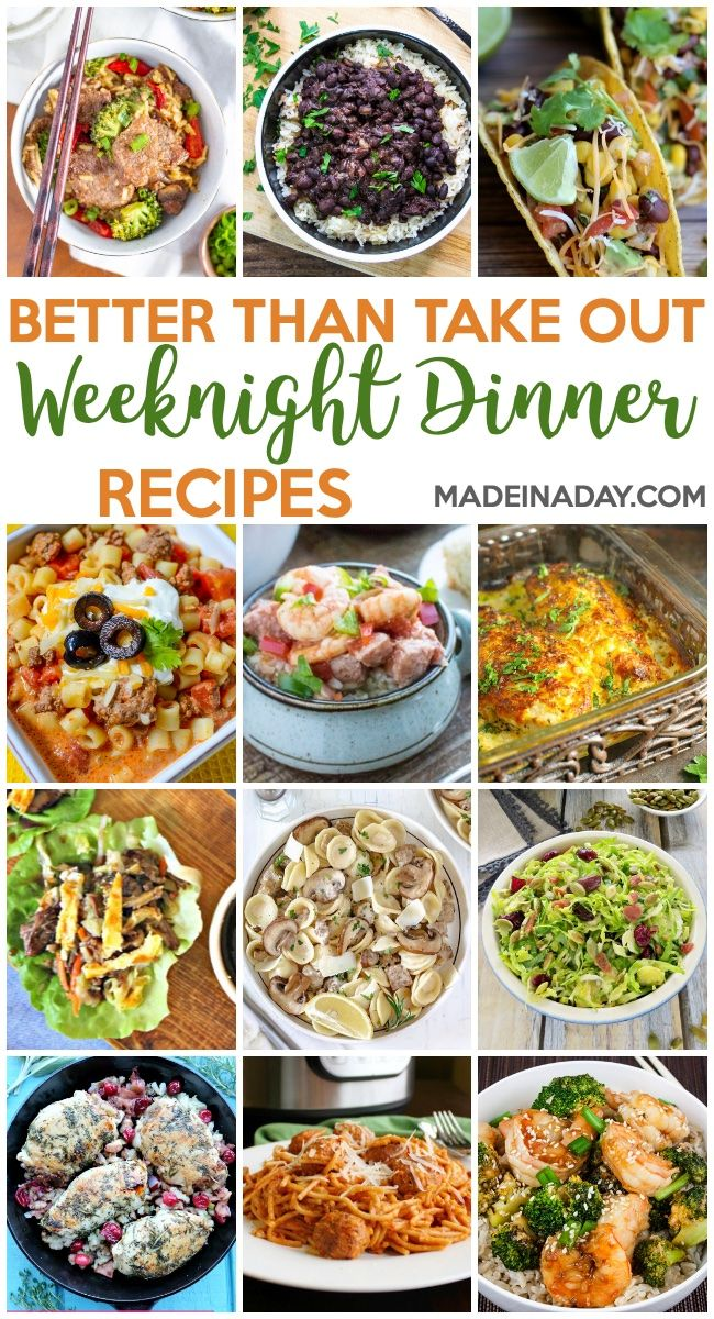 Better Than Takeout Weeknight Dinner Recipes Better Than Takeout Weeknight Dinner Recipes, black beans, MooSoo Beef, Tacos, taco stew, instant pot gumbo, shrimp broccoli stir fry, brussels sprouts, pasta, cranberry turkey breasts,