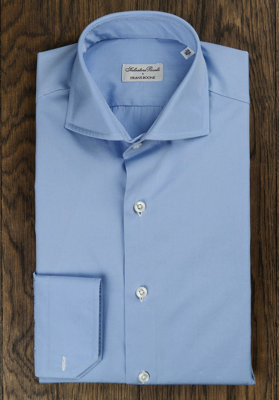 Salvatore Piccolo The Perfect Dress Shirt In 2019 Man Dressing