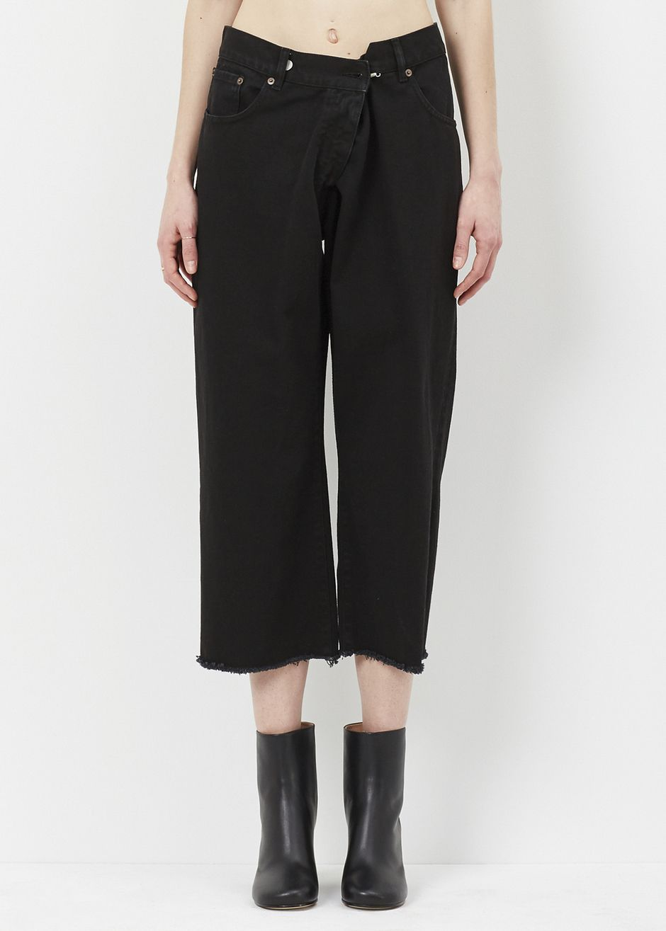five pocket palazzo trousers - Black Maison Martin Margiela Sale Authentic Pictures Sale Online kbV9cPBpr