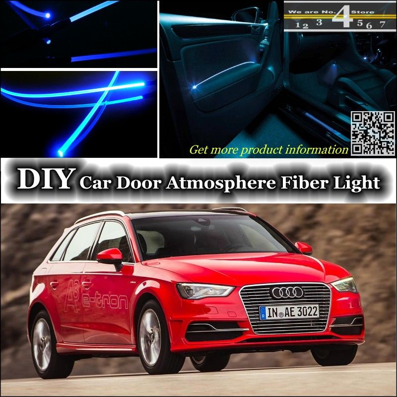 For Audi A3 S3 RS3 interior Ambient Light Tuning ...