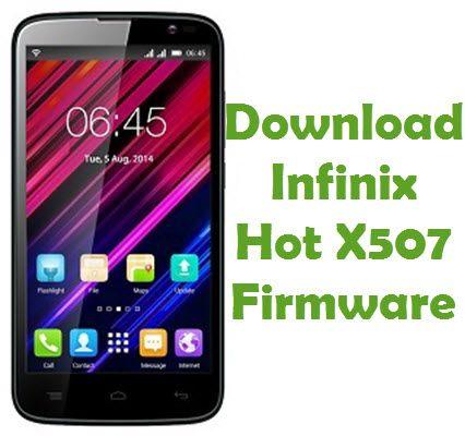 X507 Firmware