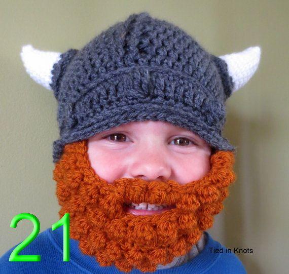 Contemporáneo Patrón Barba Bobble Crochet Ilustración - Ideas de ...