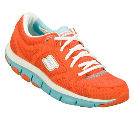 These Sketchers are kind of cool and have that new