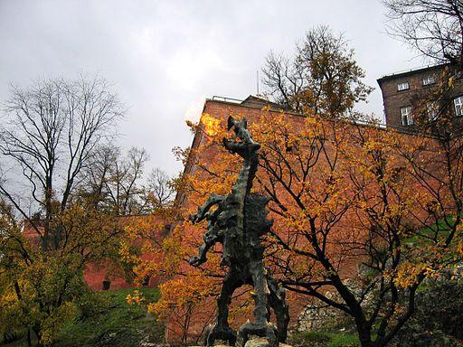 The Legend Of The Wawel Dragon Polish Legend Krakow Famous Legends Like A Local