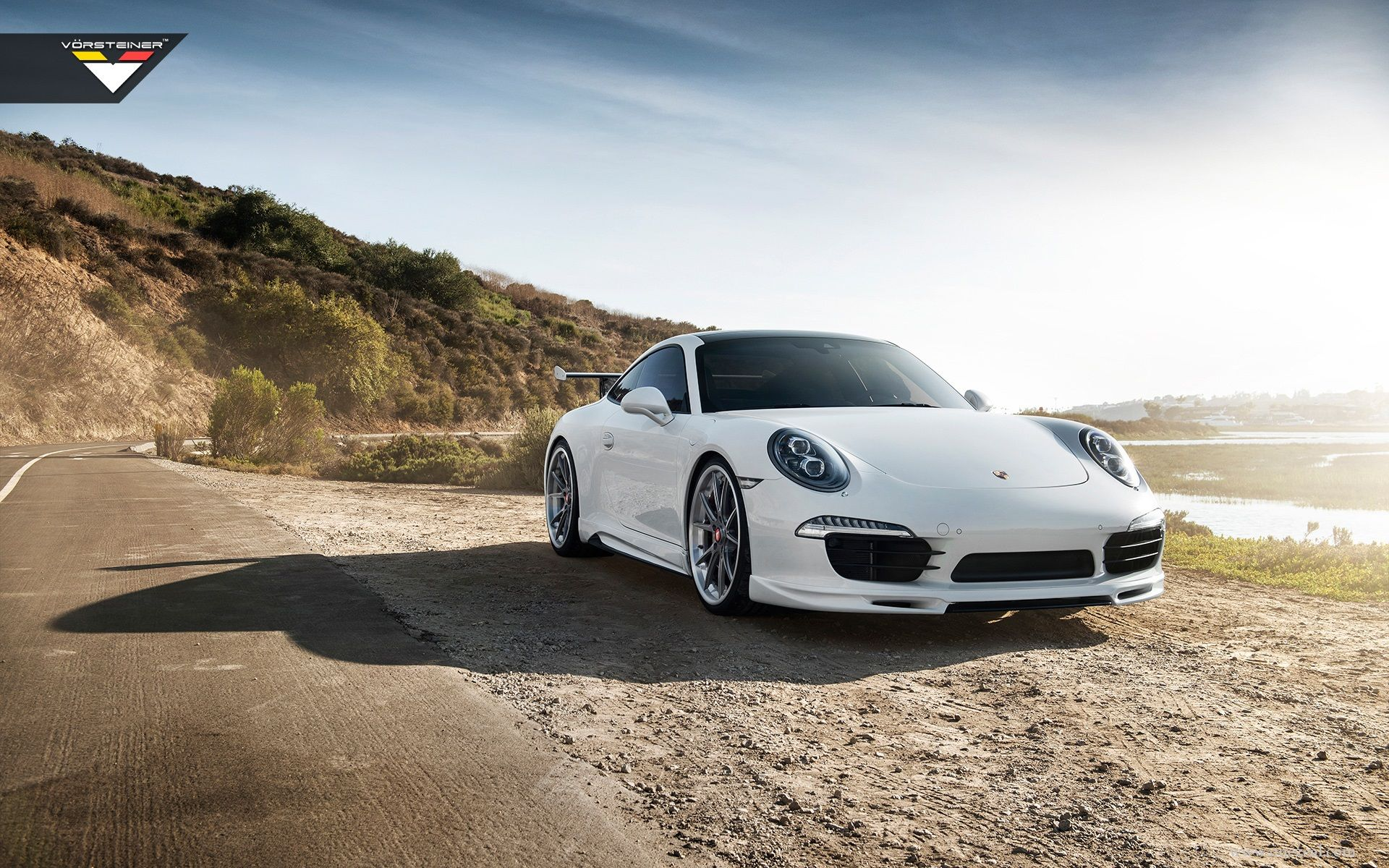 Porsche 991 Carrera S Vorsteiner Vgt Wallpapers For Your Desktop