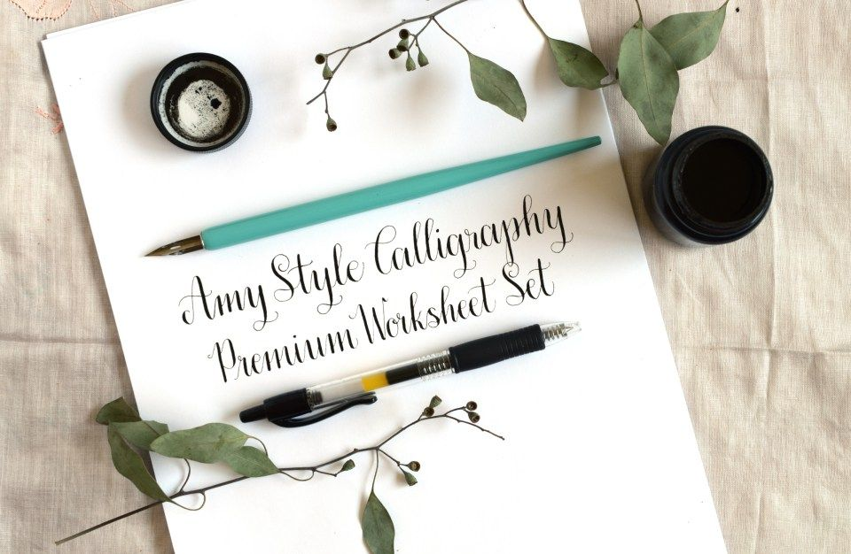 The ultimate diy modern calligraphy starter kit modern