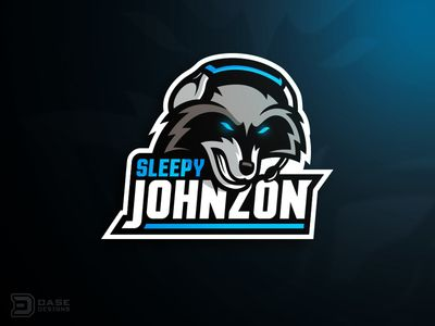 raccoon mascot logo logos badge logo and font logo