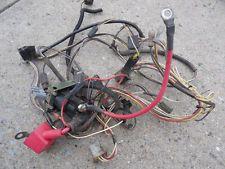 rare obsolete john deere am129910 wiring harness for 345 s n 70 000 rh pinterest com