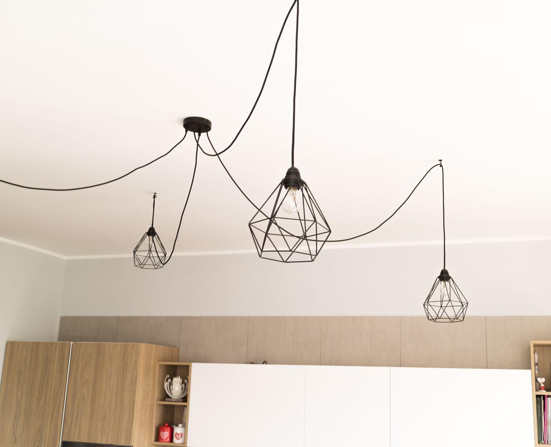 Lampade creative cables lampade idea illuminazione design
