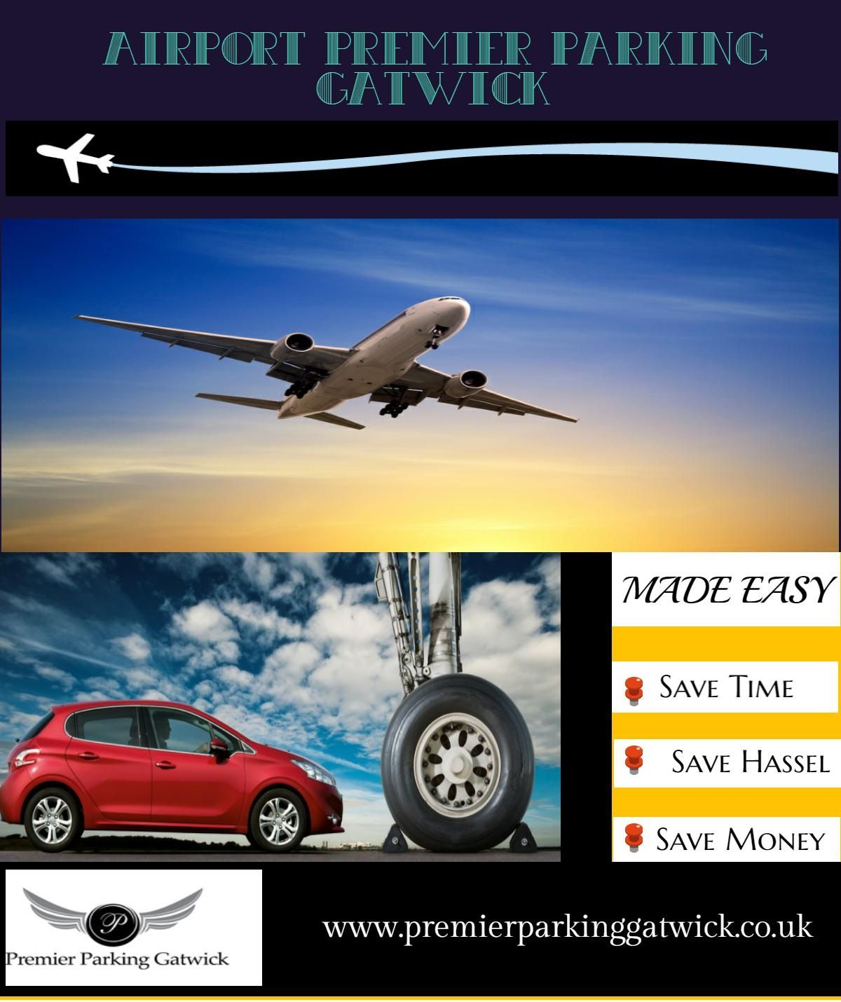 Airport Premier Parking Gatwick Cheap Valet Parking Gatwick Cheap