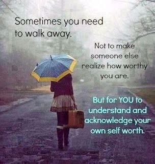 Quotes About Knowing When To Walk Away From A Relationship