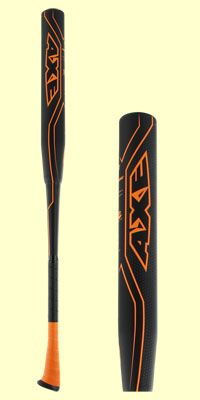 a1d3a5e12c9 The 2017 AXE Avenge ASA USSSA Slow Pitch Softball Bat (L154E) is a  two-piece fully composite design with an extremely balanced swing weight.