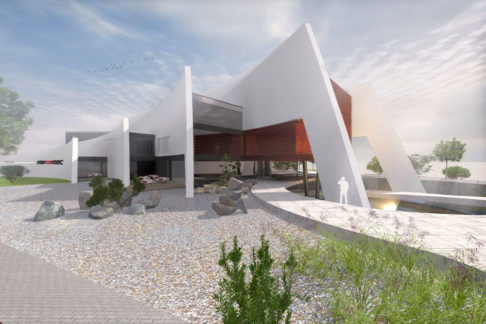 Moderne häuser neubau  Jobs: Bauingenieurwesen schlüsselfertiger Architektur-Neubau ...