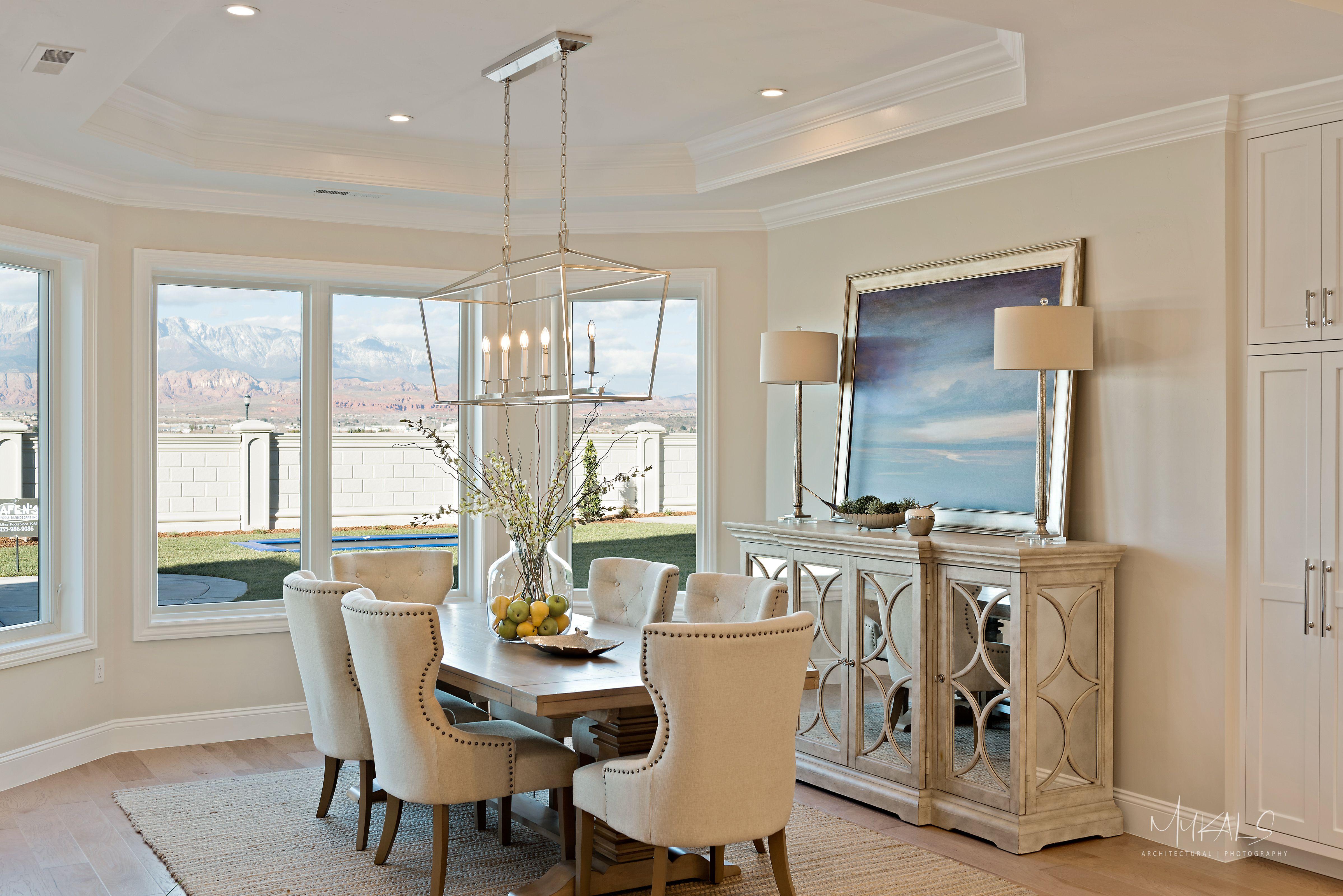 Paneled Ceilings