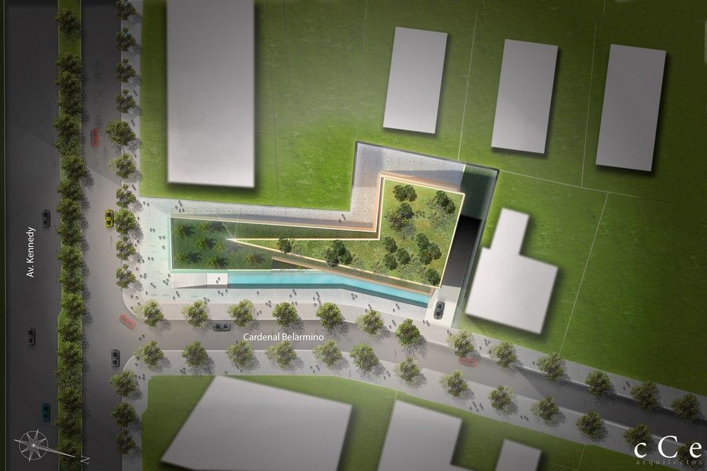 cCe Arquitectos | Cardenal Belarmino Office Building