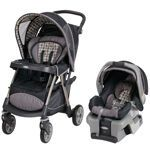 Graco® Vance™ UrbanLite™ Travel System with SnugRide® 30 Car Seat