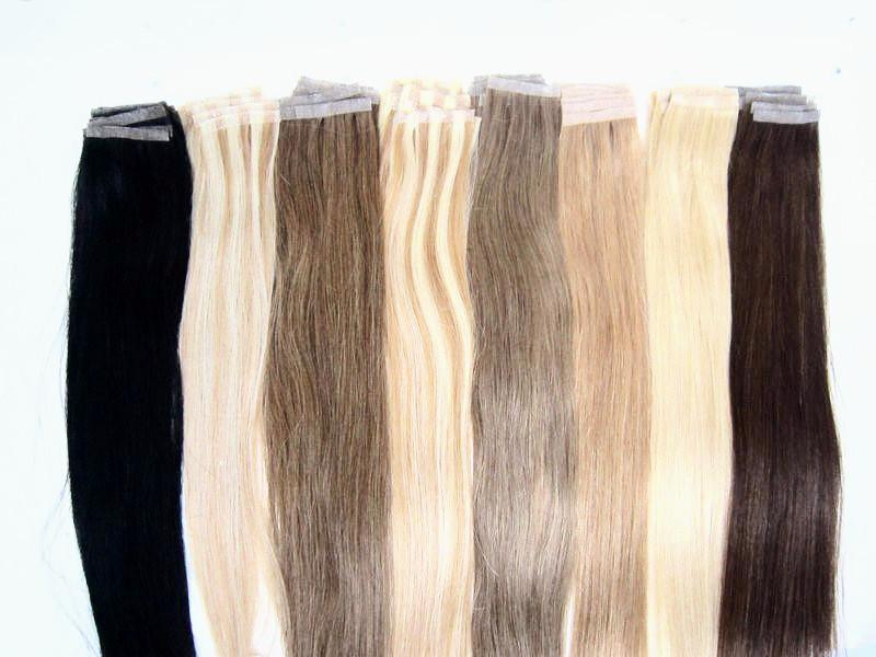 Pin On 100 Human Hair Extensions