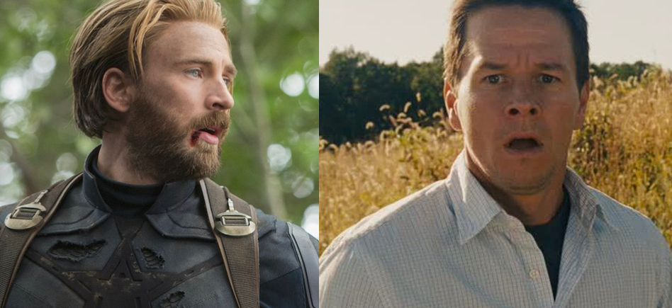 Infinite Replaces Captain America With A Hamburger Salesman Mark Wahlberg Is In Talks To Take Over For Chris It Movie Cast Captain America Mark Wahlberg