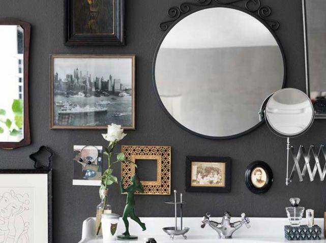 Idées Déco Pour Une Jolie Salle De Bains House - Deco mur salle de bain