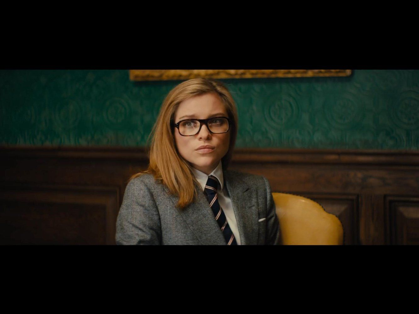 Pin By Movie Marketing On Kingsman The Super Spy Sophie Cookson Kingsman The Golden Circle Watch Kingsman Sophie cookson as roxy kingsman golden