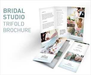 wedding planner trifold brochure wedding planners brochures and