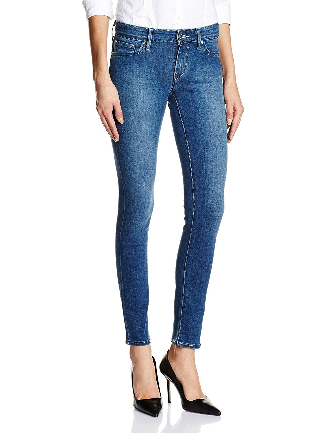 494f886088bcf Levi Women's 711 Skinny Jeans: Amazon.in: Clothing & Accessories ...