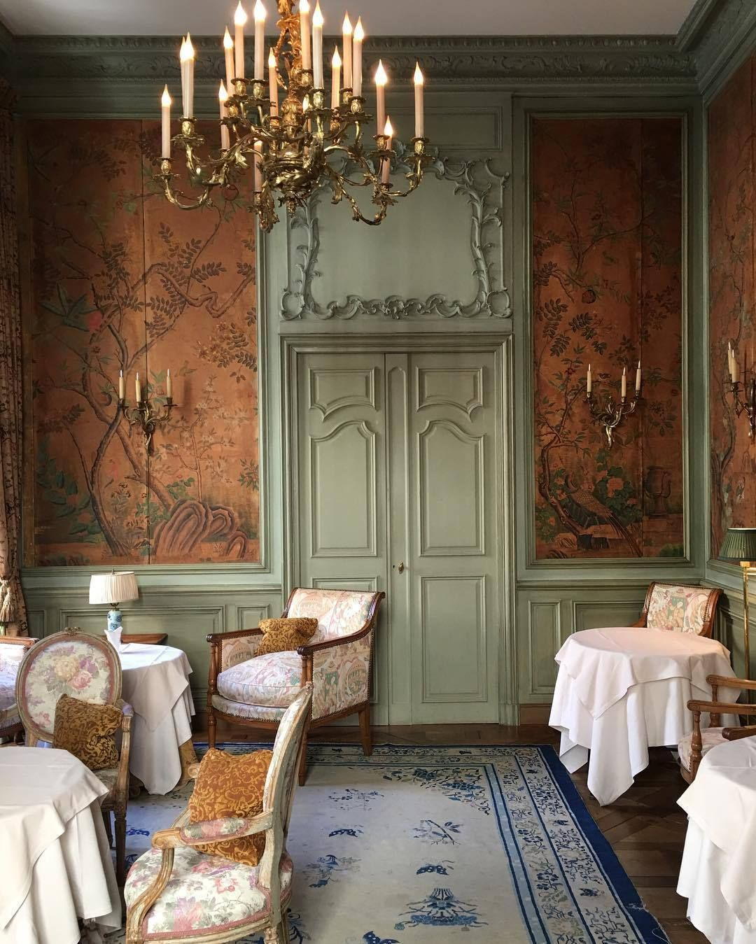 andantegrazioso charming tea room la mirande avignon aycasarc heim herd pinterest. Black Bedroom Furniture Sets. Home Design Ideas