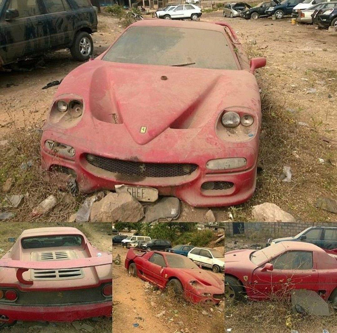 Pin De Patrick Lindemann En Abandoned Cars Coches Abandonados Autos Y Motocicletas Autos Deportivos