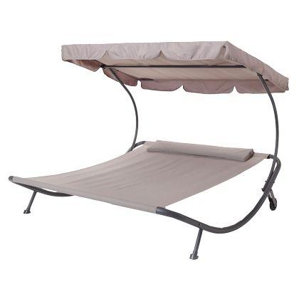 stilvolle sonnenliege in einem wunderbaren design macht sich super auf deiner terrasse und. Black Bedroom Furniture Sets. Home Design Ideas