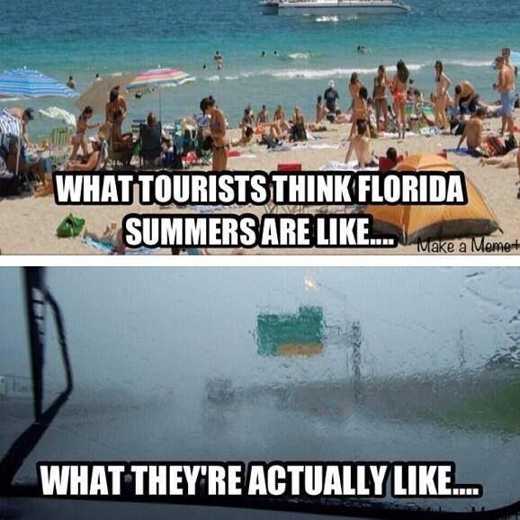Soooooo True I Am So Sick Of The Rain Florida Funny Florida Meme Funny Pictures