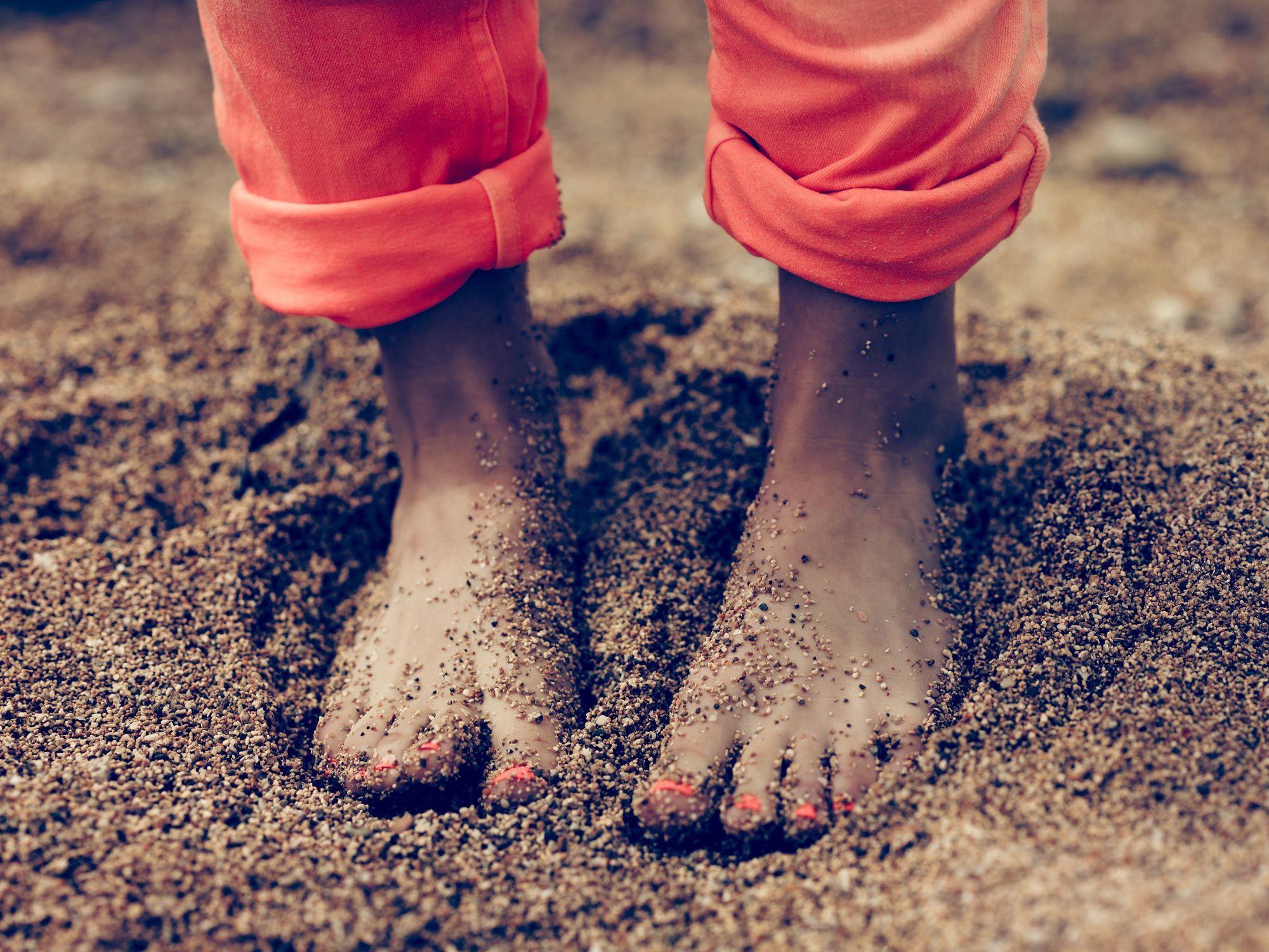 Love Walking Barefoot Shoes Summer