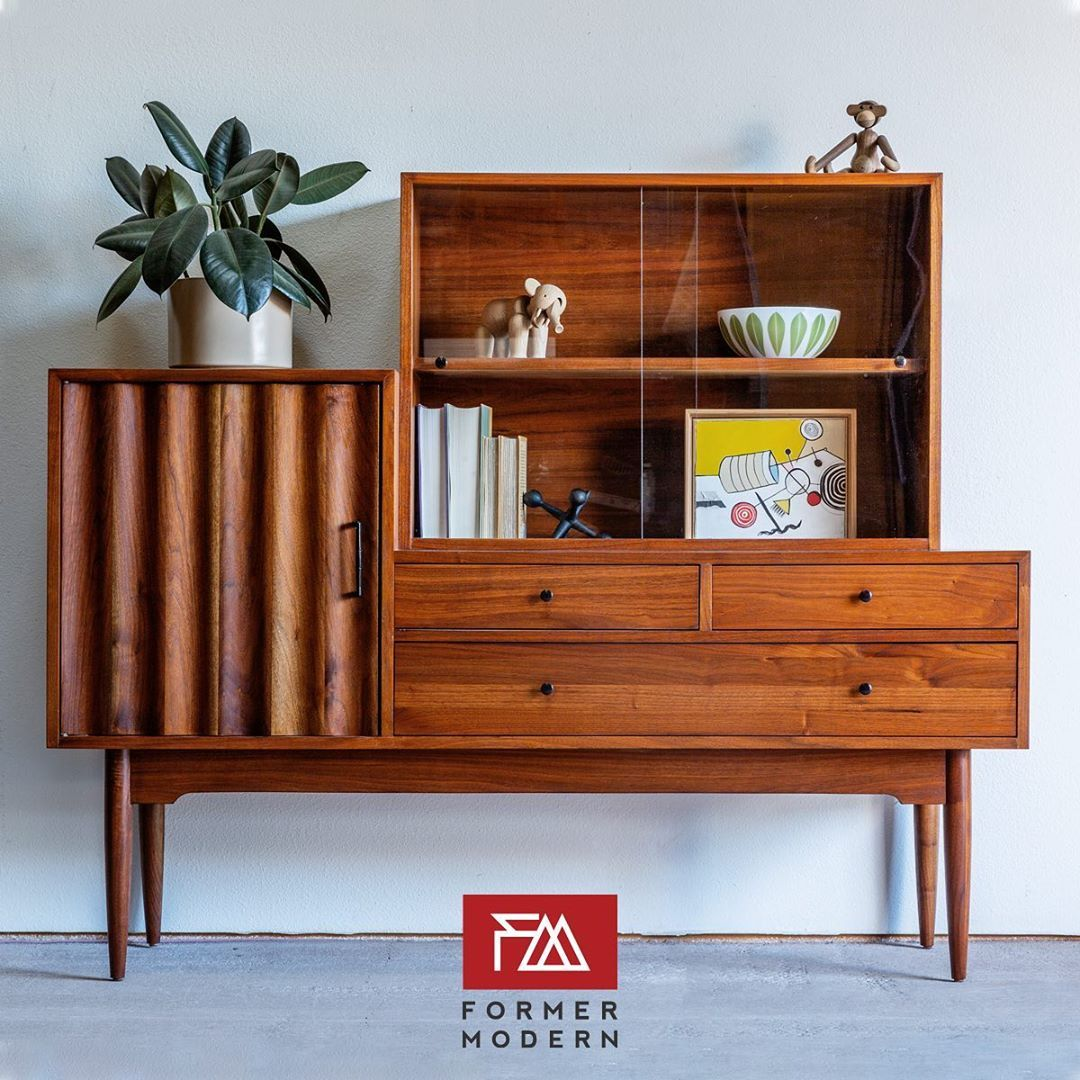 Mid Century Modern Furniture On Instagram Got Quite A Few Dms About This One Yes Mid Century Modern Cabinets Mid Century Cabinet Mid Century Modern Furniture