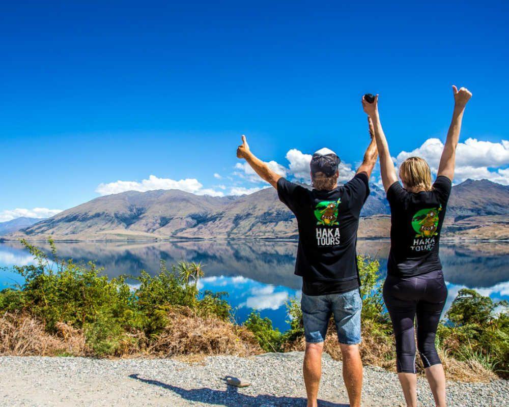 New Zealand Tours | Small Group Adventures | Haka Tours ...