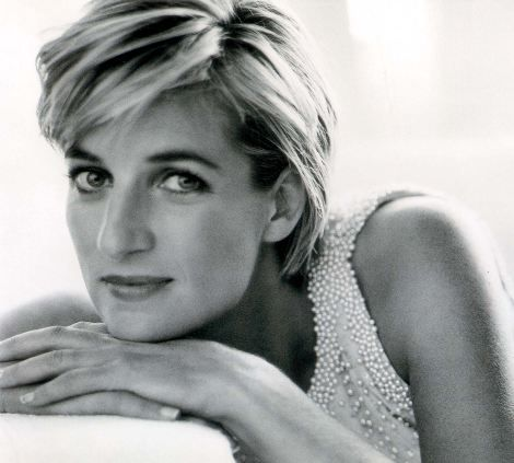 Exhibition | 4. Soulful eyes: A sultry Diana poses for top photographer Mario Testino in Vanity Fair magazine in 1997, not long before her tragic death