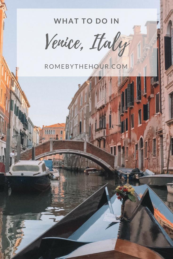 What To Do In Venice Italy Italy Travel Italy Vacation